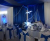 Decorations salles fetes mariages