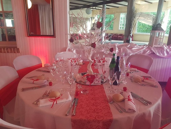 location centre table mariage