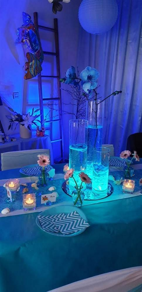 location centre table mariage-location materiel mariage