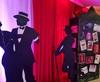Decorations salles mariages theme cabaret