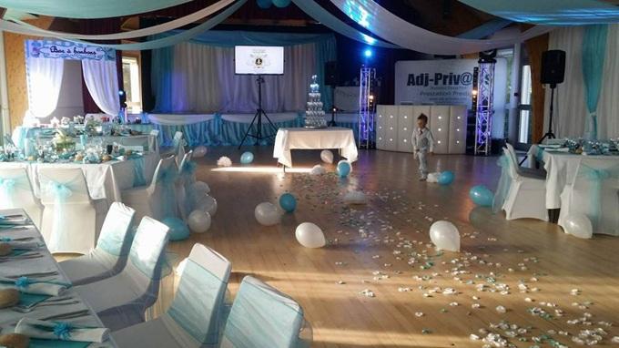 Mariage turquoise festidomi